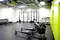 Fitness Studio For Rent in NW Calgary!