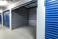 De-clutter your home rent a STORAGE Unit