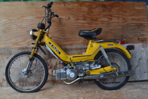 Puch Maxi Mo-ped Appears to be all original