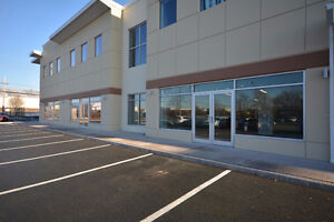 Newly Constructed Showroom & Office Space on Akerley