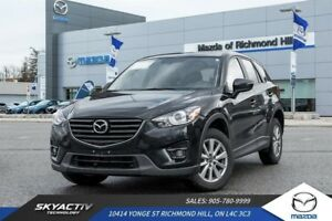 2016 Mazda CX-5 GS NAVIGATION*AWD*HEATED SEATS