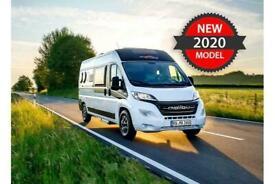Cathago Malibu 600 Coupe - 2 berth - Van Conversion 2.3 Automatic Diesel