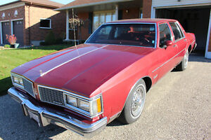 EXCELLENT CONDITION - 1984 Oldsmobile Delta Eighty-Eight