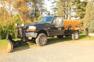 1993 Ford F-350 Camionnette