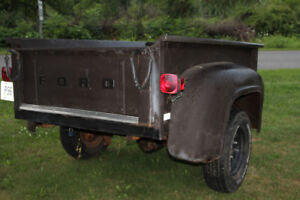 1962 Ford Trailer