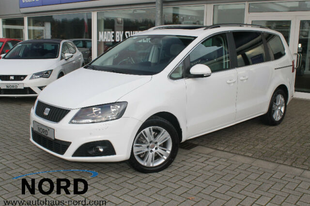 occasion seat alhambra 20 tdi ecomo style4you panorama gsd 201179903. Black Bedroom Furniture Sets. Home Design Ideas
