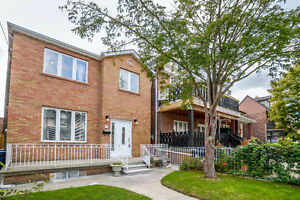 STUNNING FULLY DETACHED HOME IN DOVERCOURT-WALLACE-EMERSON