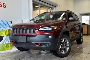 Jeep Cherokee TRAILHAWK 4X4 CARPLAY ECRAN 8.4 POUCES 2019