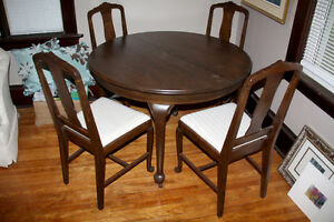 Dining Room Set Buy And Sell Furniture In Kitchener Waterloo Kijiji Cla