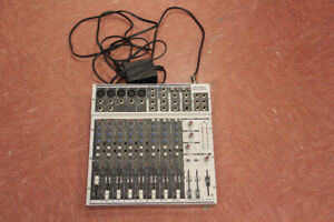 Audio mixing equipment for sale