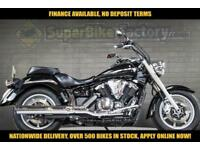 2014 14 YAMAHA XVS1300 MIDNIGHT STAR 1300CC
