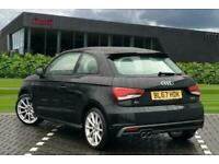 2017 Audi A1 S line 1.4 TFSI 125 PS 6-speed Hatchback Petrol Manual