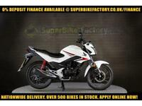 2017 17 HONDA CBF125 125CC 0% DEPOSIT FINANCE AVAILABLE
