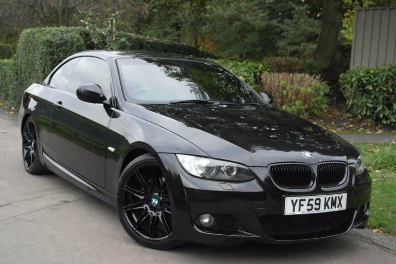 2010 bmw 3 series 320d m sport highline 2dr 2 door convertible in wakefield west yorkshire. Black Bedroom Furniture Sets. Home Design Ideas
