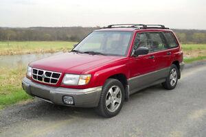 1998 Subaru Forester Wagon
