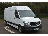 2.1 313 CDI 5D 129 BHP LWB HIGH ROOF DIESEL MANUAL PANEL VAN 2014