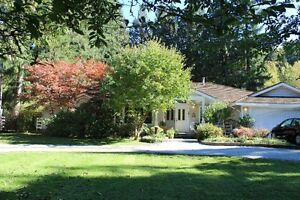 1 acre  3 bedrooms house near Coquitlam Centre