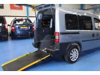 Vauxhall PETROL wheelchair access mobility accessible vehicle mpv disabled car