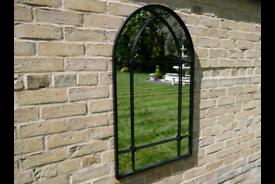 Medium Decorative Garden Mirror