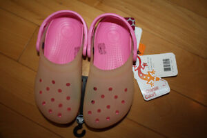 Kids NWT Crocs size 12/13--3 different pairs
