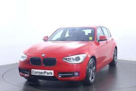 2014 BMW 1 SERIES 120D XDRIVE SPORT HATCHBACK DIESEL