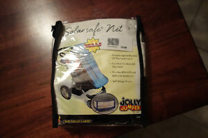 JollyJumper SolarSafe Net -Stroller and Playpen Cover