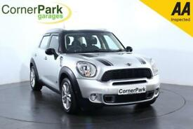 2013 MINI COUNTRYMAN COOPER S ALL4 HATCHBACK PETROL