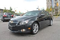 2012 Chevrolet Cruze LTZ RS Package- Leather