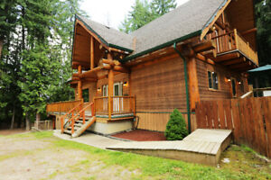 Son Country Chalet, Shuswap's Best Family Vacation Rental