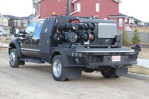 2015 FORD F550 WELDING RIG