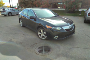 '12 Acura TSX - Original Owner - No GST - No Accidents