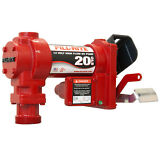 Tuthill Fill Rite FR4204G 12 V DC High Flow 20 GPM Fuel Transfer Pump Heavy Duty