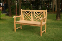TEAK BENCHES for sale