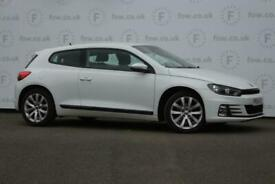 image for 2016 Volkswagen Scirocco 1.4 TSI BlueMotion Tech 3dr Coupe Petrol Manual