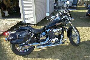 Honda shadow spirit 750cc 2003