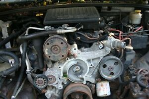 Jeep Grand Cherokee 4.7 L Engine