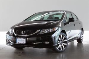 2015 Honda Civic Sedan Touring CVT