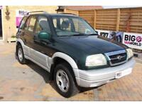 2000 SUZUKI GRAND VITARA 2.5 V6 ESTATE PETROL