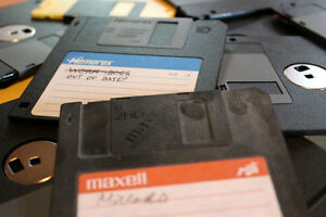 Wanted: 3.5 inch floppy disks Kitchener / Waterloo Kitchener Area image 1