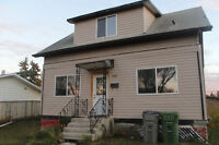 Two story 3 bedroom house for rent from December 1st.