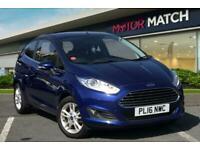 2016 Ford Fiesta ZETEC Hatchback Petrol Manual