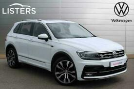 image for 2020 Volkswagen TIGUAN DIESEL ESTATE 2.0 TDI 150 R-Line Tech 5dr SUV Diesel Manu