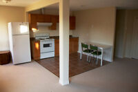 Gordon Head Ground level 2-bedroom suite available on Dec 1st