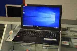 Acer AMD A4 Quad 1.5ghz 6gb RAM 320gb HDD Laptop