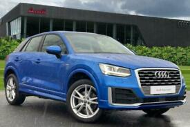 image for 2017 Audi Q2 S line 1.4 TFSI cylinder on demand  150 PS 6-speed Estate Petrol Ma