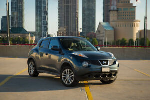 2014 JUKE AWD SV - with EXTENDED factory Warranty