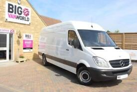 2013 MERCEDES SPRINTER 313 CDI LWB HIGH ROOF VAN LWB DIESEL