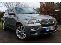 BMW X5 3.0sd auto 2008 M Sport ONE OWNER FROM NEW FULL BMW HISTORY