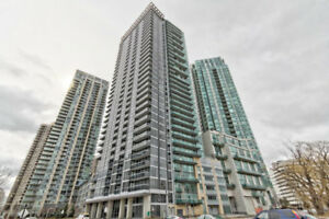 Gorgeous 1+1 Condo For Sale Close to Square 1