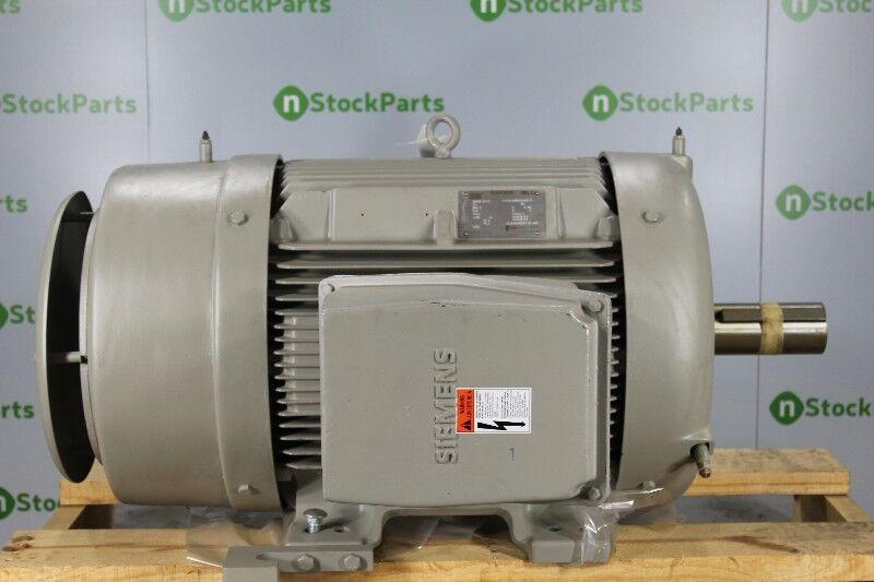 75hp 1200rpm - Siemens 1le24214a3212aa4-z Nsnb - 75 Hp Severe Duty Motor 1185 Rp